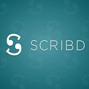 Scribd Premium Account 2 Months