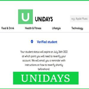 Buy Unidays Account US